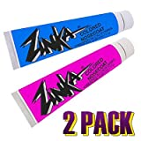Zinka Colored Sunblock Zinc Nosecoat 2 Pack Bundle - Blue Pink