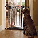 34-inch Expanding Tension Mount Pet Gate - Frontgate Dog Gate