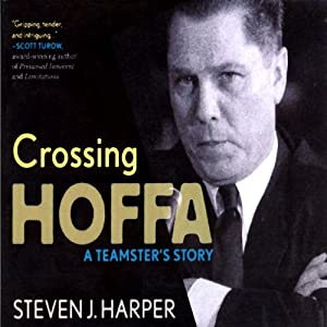 Crossing Hoffa Hörbuch