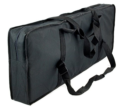 Find Cheap 36 Keyboard Gig Bags Padded Plush Case Storage Travel Strap and Pocket