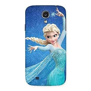 Ajay Enterprises remier Angel Princess Multicolor Back Case Cover for Samsung Galaxy S4
