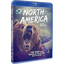 North America [Blu-ray]