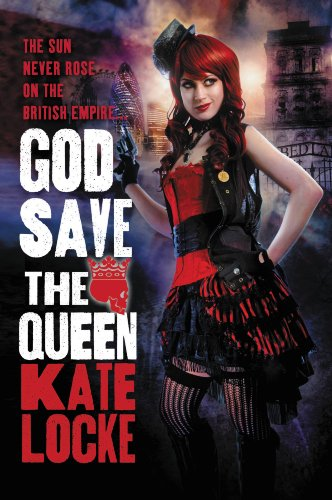 God Save the Queen (The Immortal Empire)