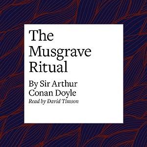 The Musgrave Ritual Audiobook
