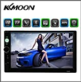 KKmoon Universall 7 Zoll 2 Din HD Autoradio MP5 Player