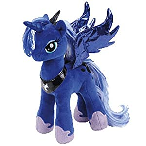 TY My Little Pony Princess Luna 8 inch Plush