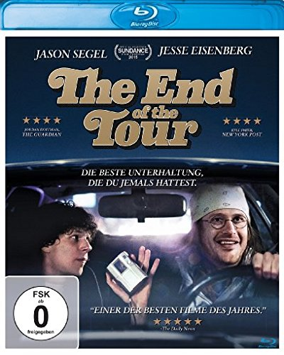 The End of the Tour [Blu-ray]