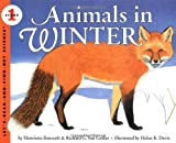 img - for Animals in Winter (Let's-Read-and-Find-Out Science 1) book / textbook / text book