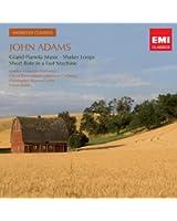 John Adams : Grand pianola music - Shaker loops...