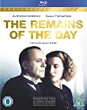 The Remains of the Day (Anniversary Edition) [Blu-ray] [1993] [Region Free]