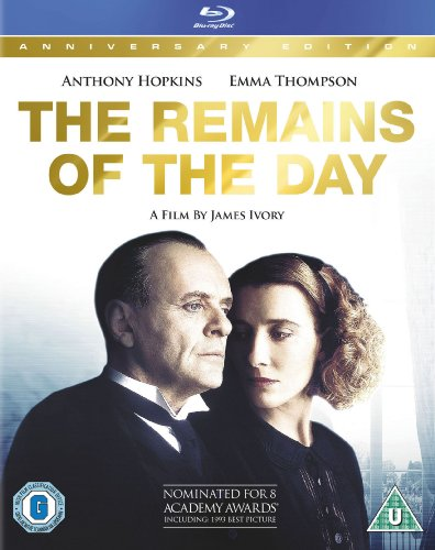The Remains of the Day [Blu-ray] [UK Import]