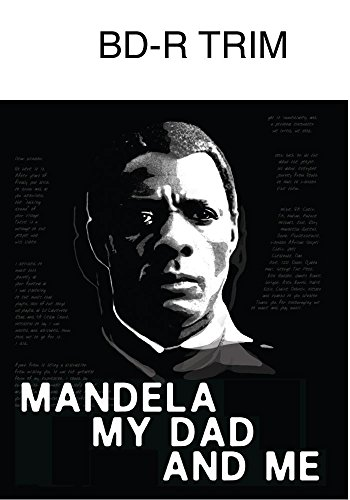 Mandela, My Dad and Me [Blu-ray]