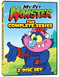 My Pet Monster: The Complete Series  2Disc Set