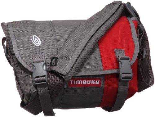 [ティンバックツー] TIMBUK2 クラシックメッセンジャーバッグXS T11S-CMXS-GGR Rev Red/Black/Rev Red (ガンメタル/ガンメタル/レヴレッド)