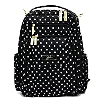 Ju-Ju-Be Legacy Collection Be Right Back Backpack Diaper Bag, The Duchess
