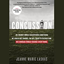 Concussion (Movie Tie-in Edition) (       UNABRIDGED) by Jeanne Marie Laskas Narrated by Hillary Huber