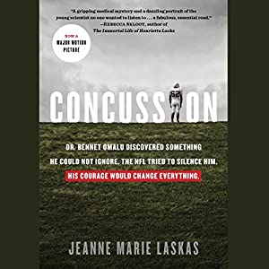 Concussion (Movie Tie-in Edition) Audiobook