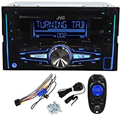 See JVC KW-R910BT Double Din Car CD AM/FM Player Receiver w Bluetooth/iPhone/Android Details