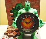 超人ハルク■アメコミマーベル■目覚まし時計&写真たて