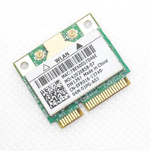 Dual Band Wireless Card