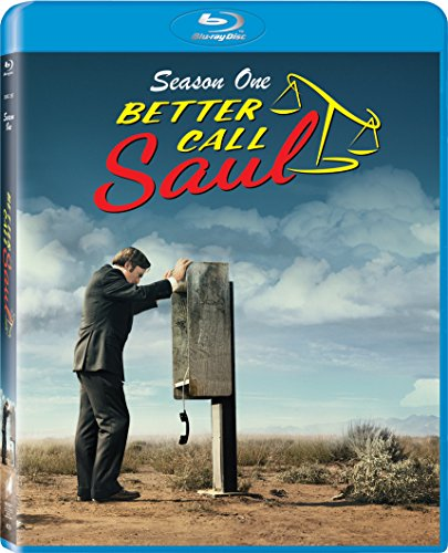 Better Call Saul: Season One [Reino Unido] [Blu-ray]