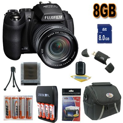 Fujifilm FinePix HS25EXR 16 MP Digital Camera