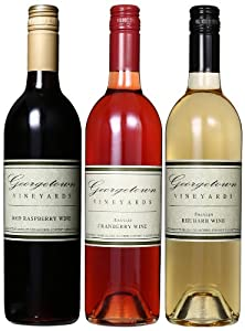 Georgetown Vineyards Holiday Mixed Pack, 3 x 750 mL