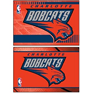 Buy Charlotte Bobcats Official NBA 2x3 Car Magnet 2-Pack by WinCraft