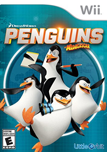 Penguins of Madagascar - Wii - 1