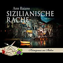 Sizilianische Rache (Luca Santangelo 2) Hörbuch von Ann Baiano Gesprochen von: Martin Umbach