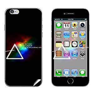 Skintice Designer Mobile Skin Sticker for Apple iPhone 6, Design - Us and Them
