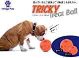 Omega Paw Tricky Treat Ball, Large