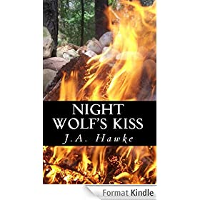Night Wolf's Kiss (Night Wolf Adventure series Book 1) (English Edition)