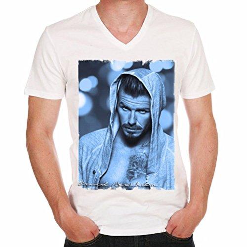 David Beckham, t shirt uomo, maglietta uomo, regalo uomo
