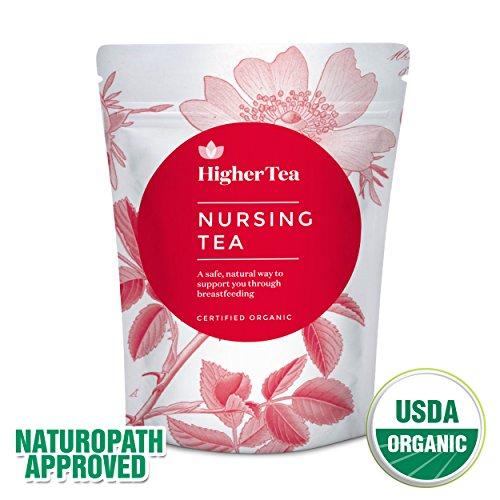 nursing-tea-by-higher-tea-increase-breastmilk-supply-with-fenugreek-fennel-organic-herbs-galactagogu