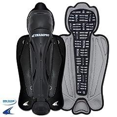 Buy CHAMPRO Sports® Hockey Style Umpire Leg Guards in 3 Sizes by Champro Sports