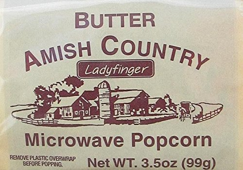 Amish Country Microwave Popcorn Gourmet