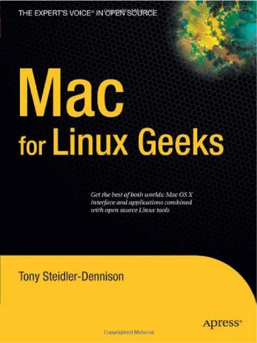 Mac for Linux Geeks (Expert's Voice in Open Source)