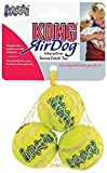 Kong Air Squeakair Balls, XS, Pack of 3