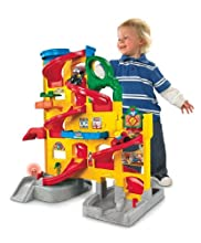 Fisher-Price Stand n Play Rampway Play Set