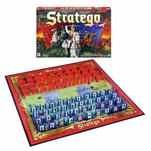 Buy Stratego-Milton Bradley Board Games