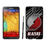 Samsung Galaxy Note 3 Case NBA Portland Trail Blazers 1 Free Shipping at Amazon.com