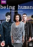 Being Human - Series 4 [DVD]