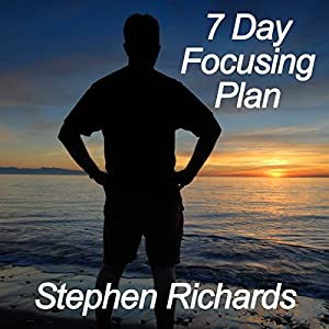 7 Day Focusing Plan Audiobook