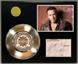 Bruce Springsteen Gold Record Signature Series LTD Edition Display