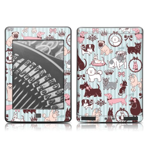 DecalGirl Kindle Touch Skin - Doggy Boudoir (does