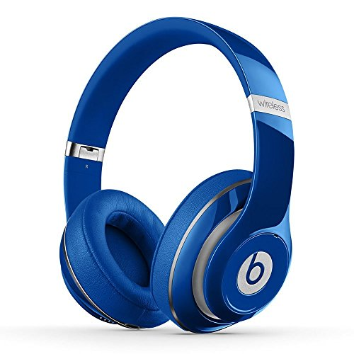 [Japanese regular Edition] beats by dr.dre Studio Wireless sealed headphones noise cancelling Bluetooth-enabled blue BT OV STUDIO WIRELS BLU 009411