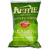 Potato Chips, Hot! Jalapeno, 5 oz (142 g)