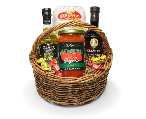 Colavita Italian Treat Gift Basket