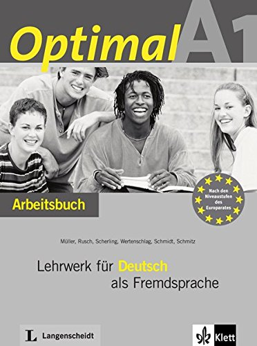Optimal: Arbeitsbuch A1 MIT Audio-CD (German Edition)